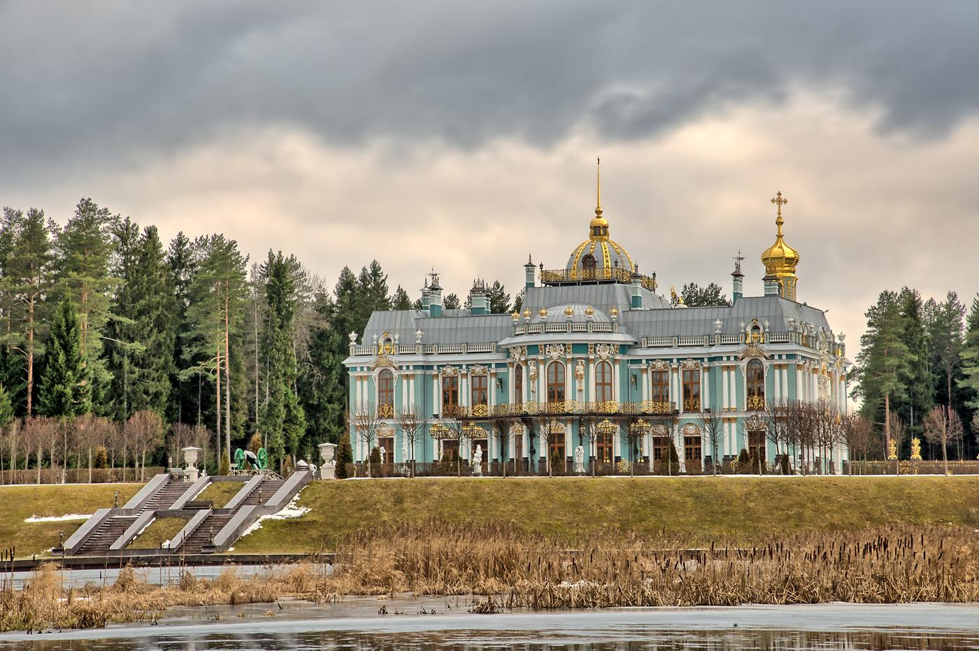 Паломническая поездка в Вырицу из СПб