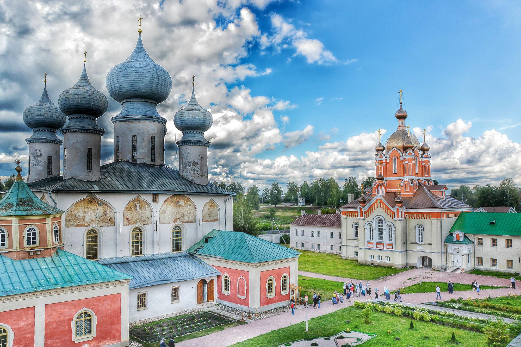 Паломническая поездка в Тихвин из СПб