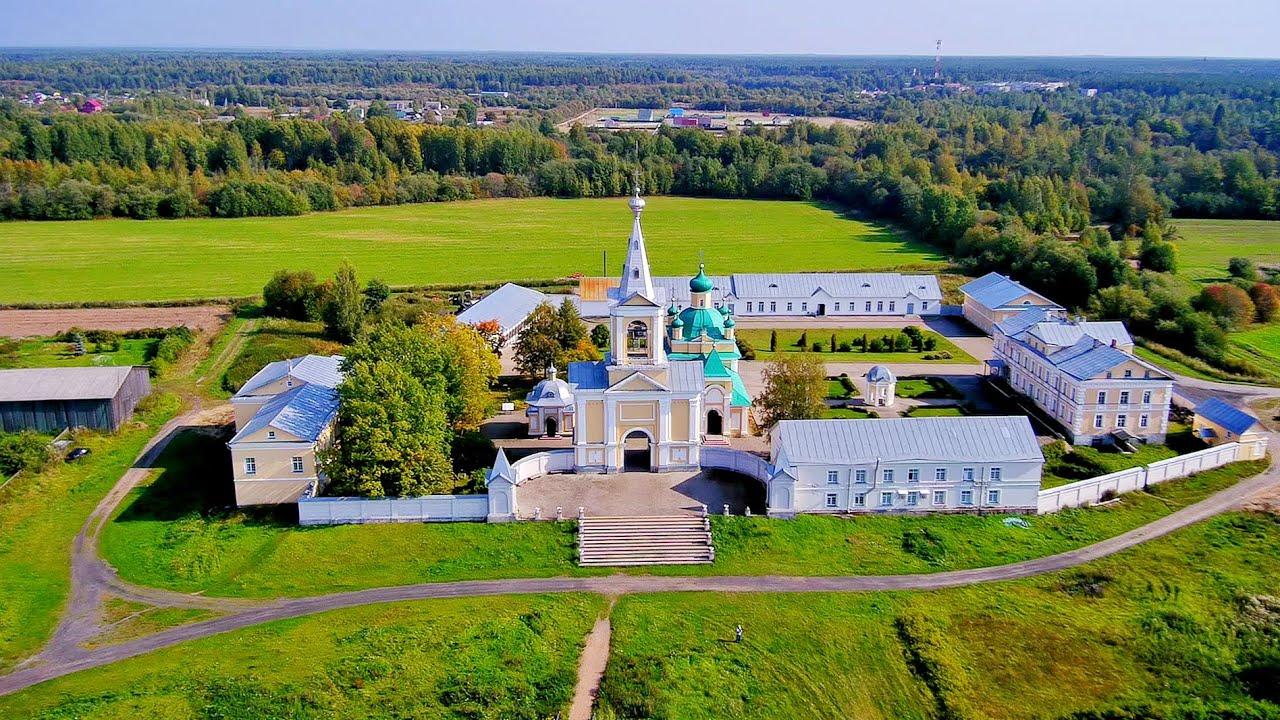 Паломническая поездка в Введено-Оятский монастырь