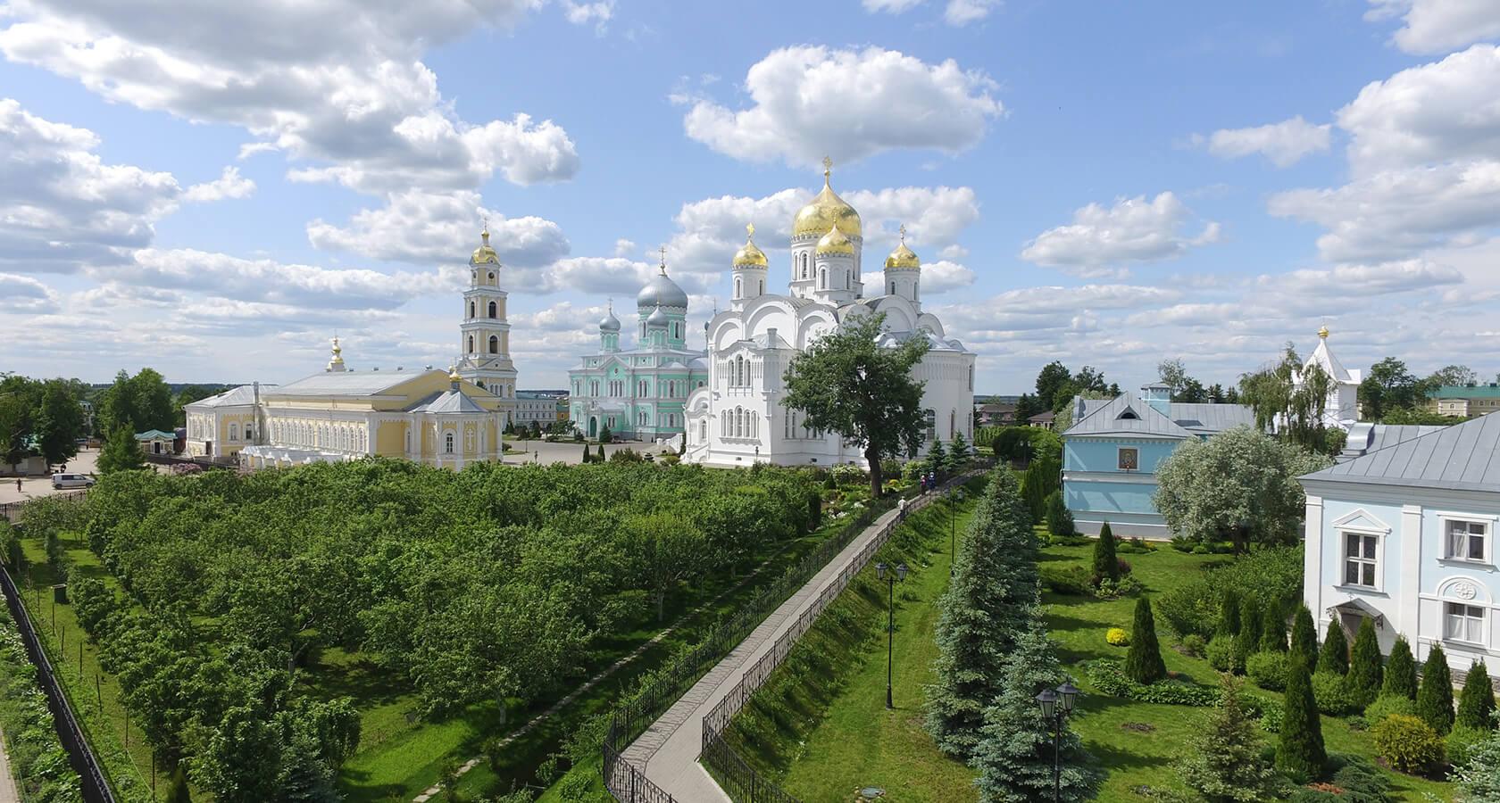 Паломническая поездка в Дивеево из СПб