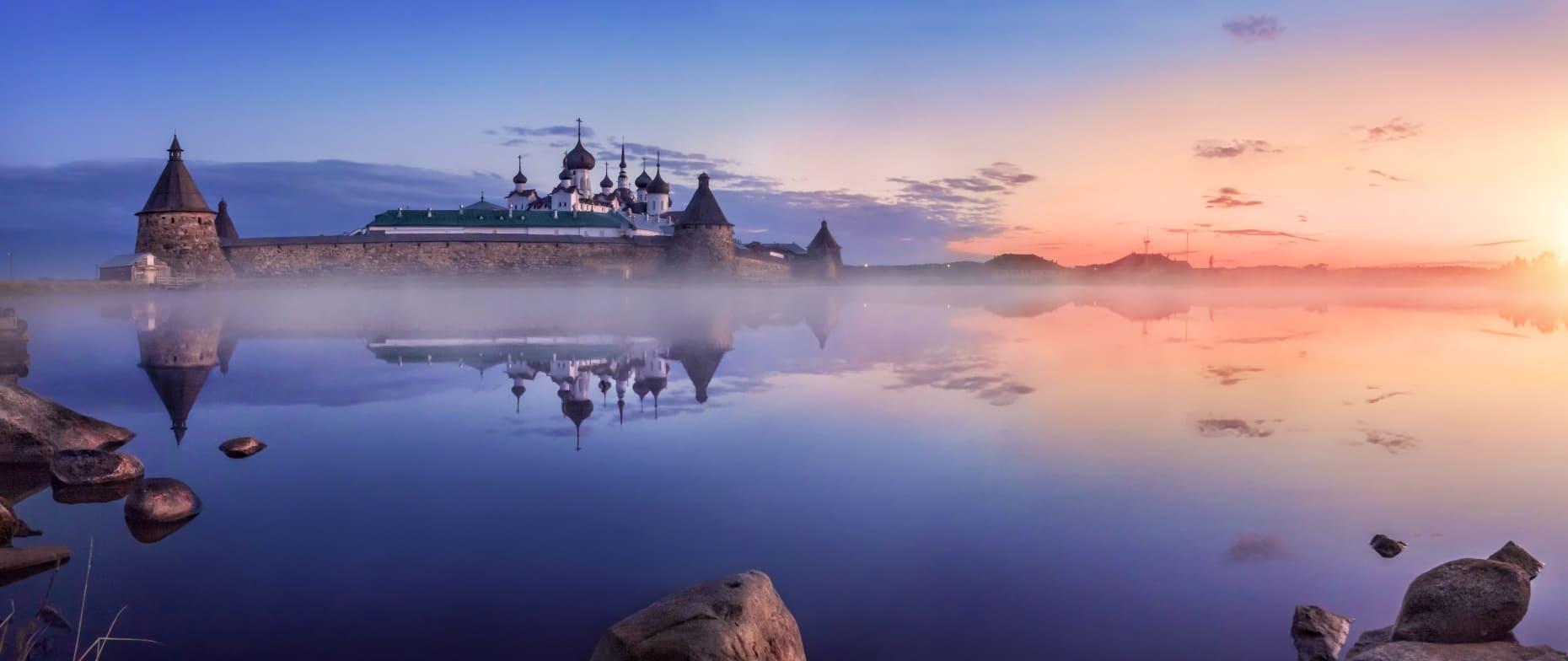 Паломническая поездка на Соловецкие острова из СПб
