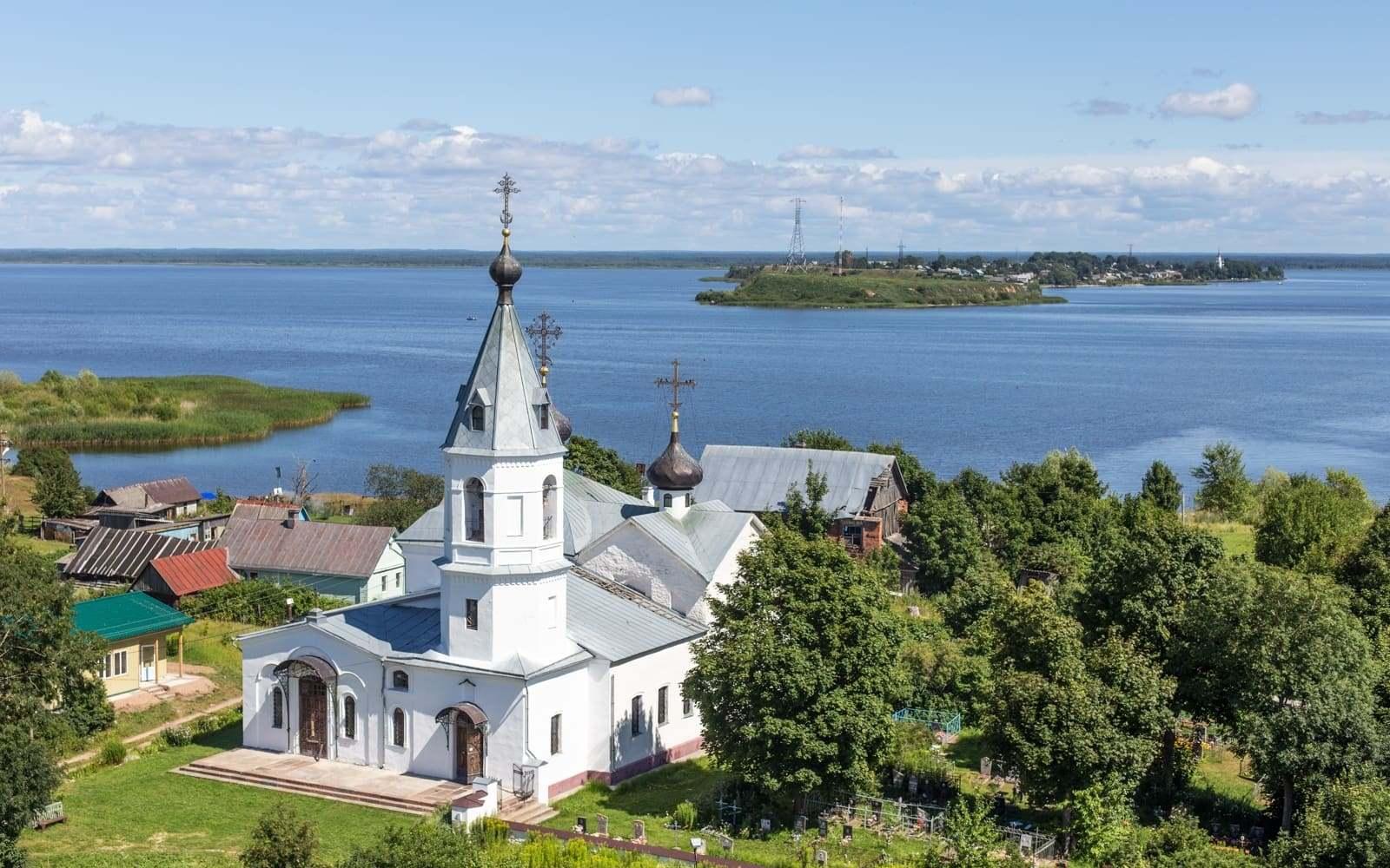 Паломническая поездка на Талабские острова из СПб